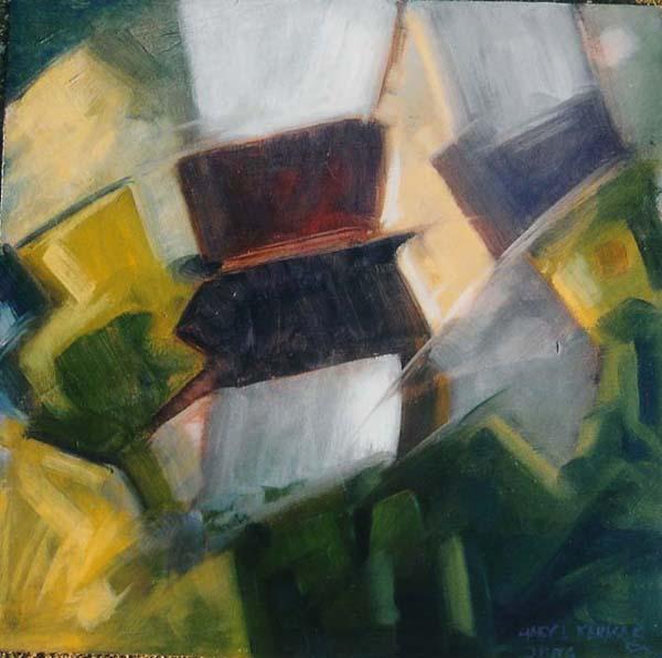 Barn squared - Picasso