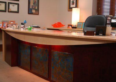 Judge Grandy's Chambers