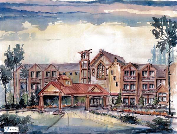 Spotsmans' Hotel