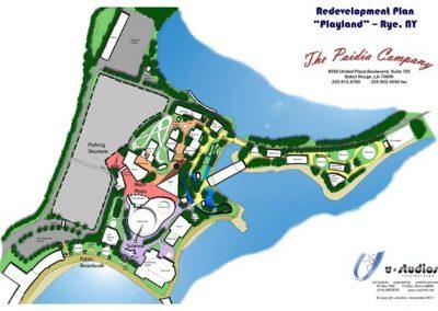 Playland Amusement Park  Concepts –  Rye NY
