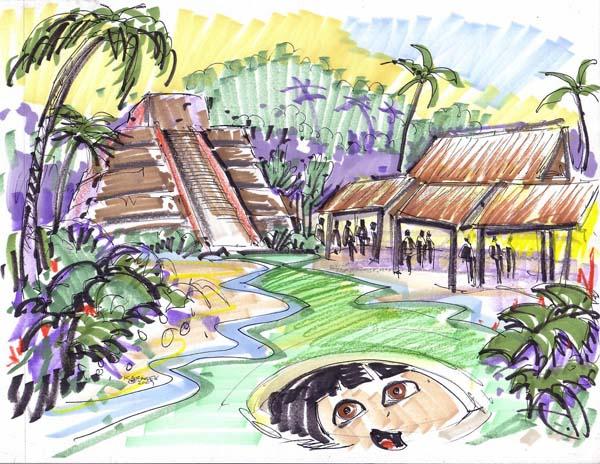 09-Mayan Temple