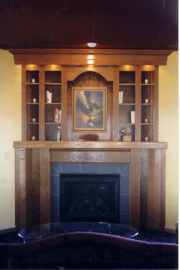 Fireplace room-1