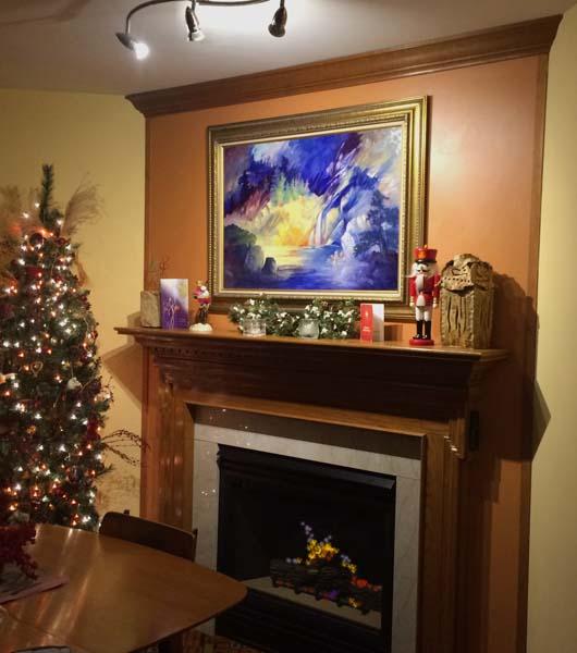 Fireplace set copy (1)