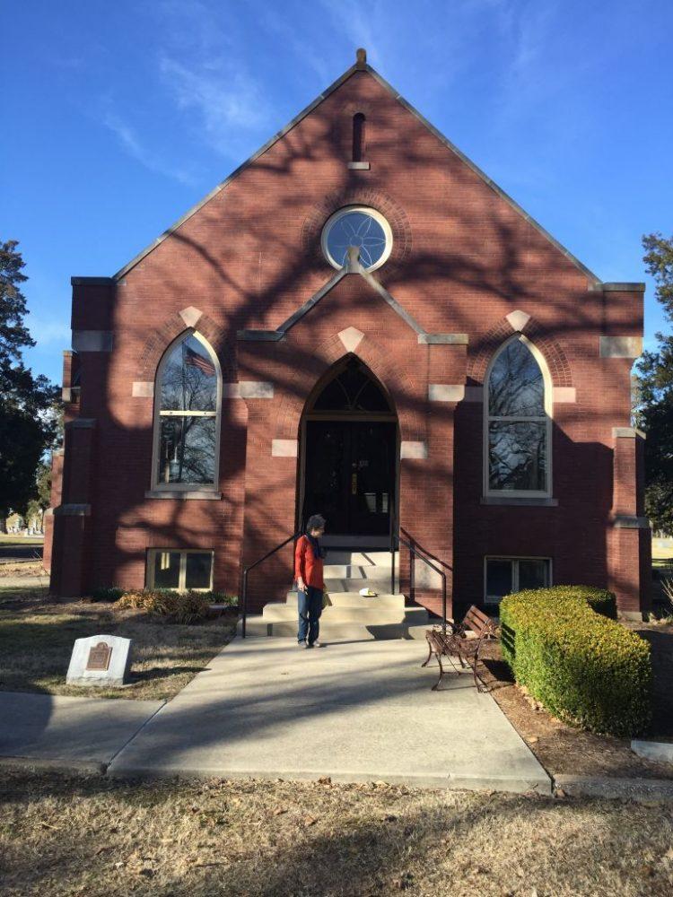 Espenschied Chapel