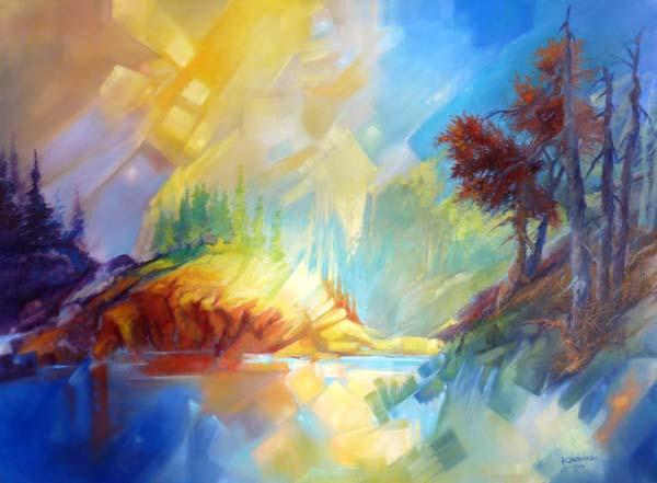 Island of Light