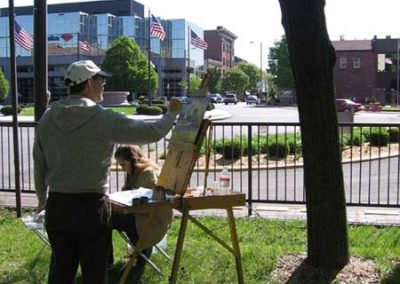 Pleinair Painting & Realism