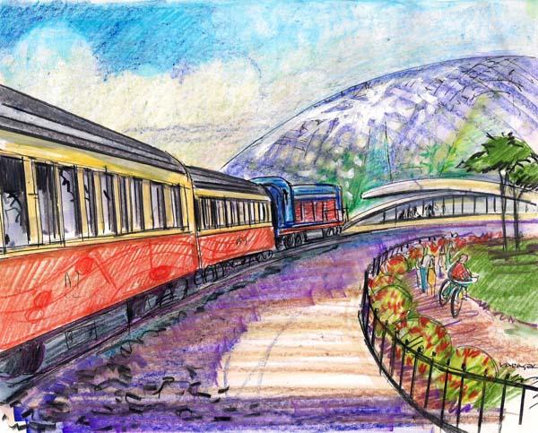 Train 001