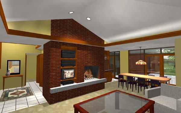 house - interior Living