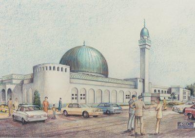 Daar-ul-Islam Mosque