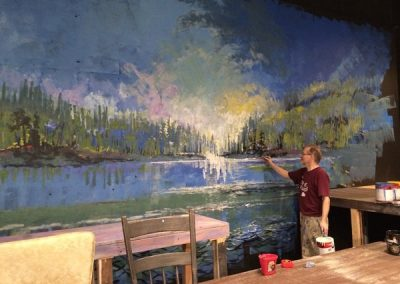 Scenic Painting & Theming